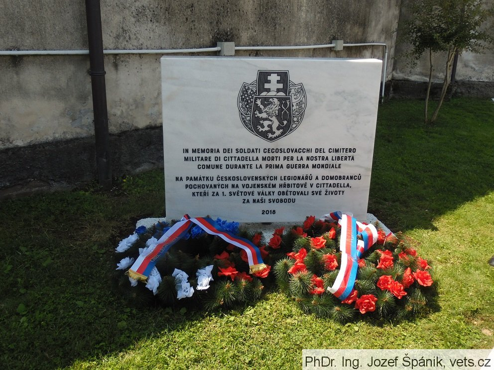 611bcb4220 Pomník Československých legionářů a domobranců