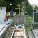 Vojenský hrob_Řepský hřbitov
