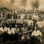 Masařík F. v Srbskem zajeti 1918